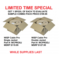 WISP Cable PRO Combo Pack